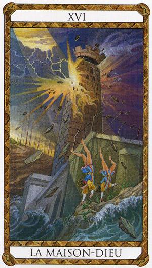 Башня разрушения что значит в таро